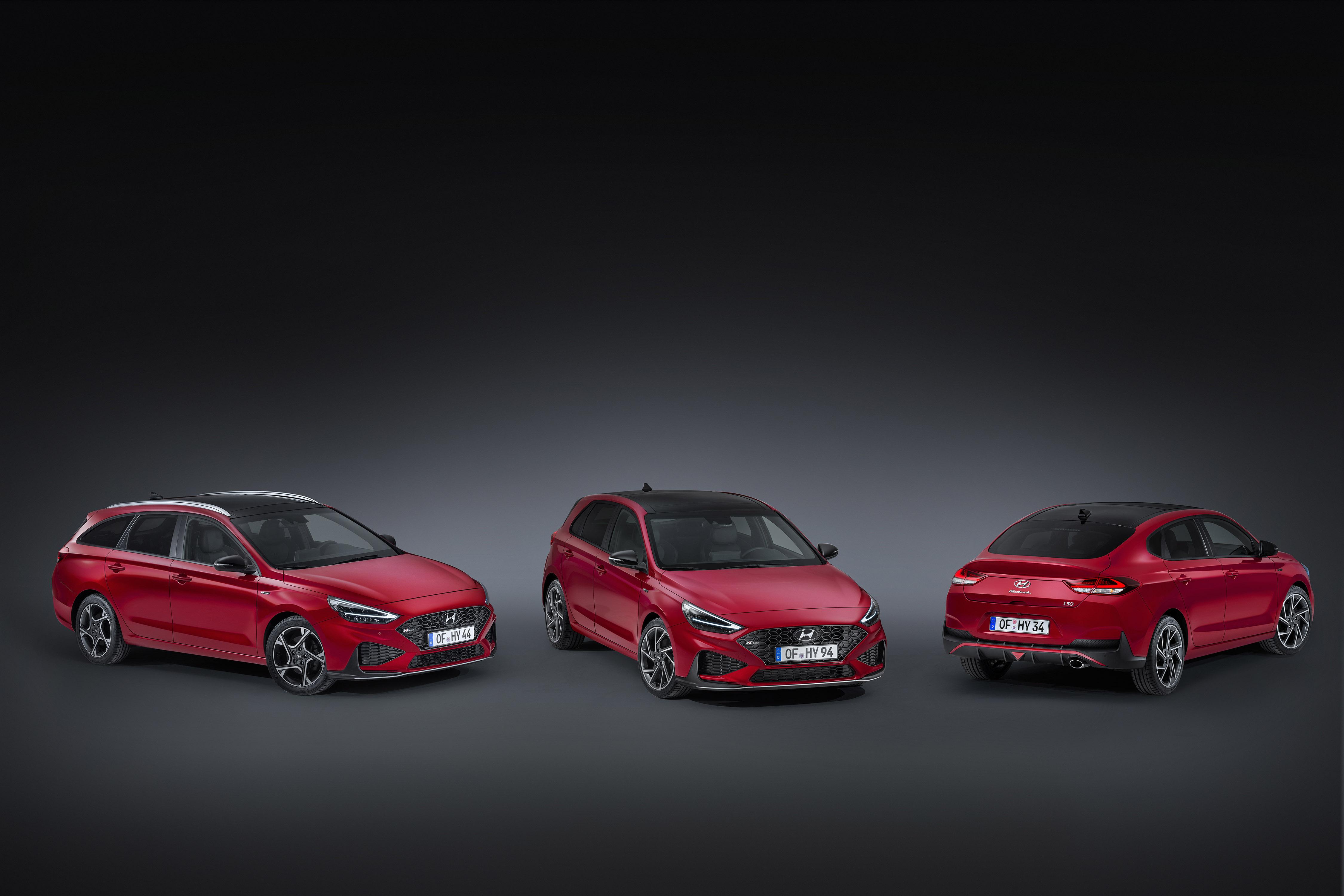 Vernieuwde Hyundai i30: slanker, veiliger en efficiënter