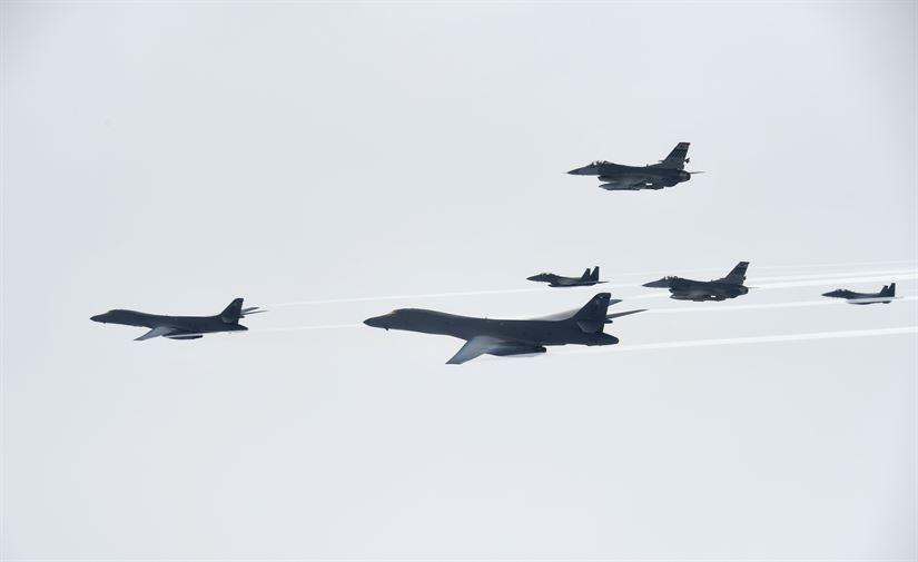 Amerika toont spierballen aan 'rocket man' Kim Jong-un