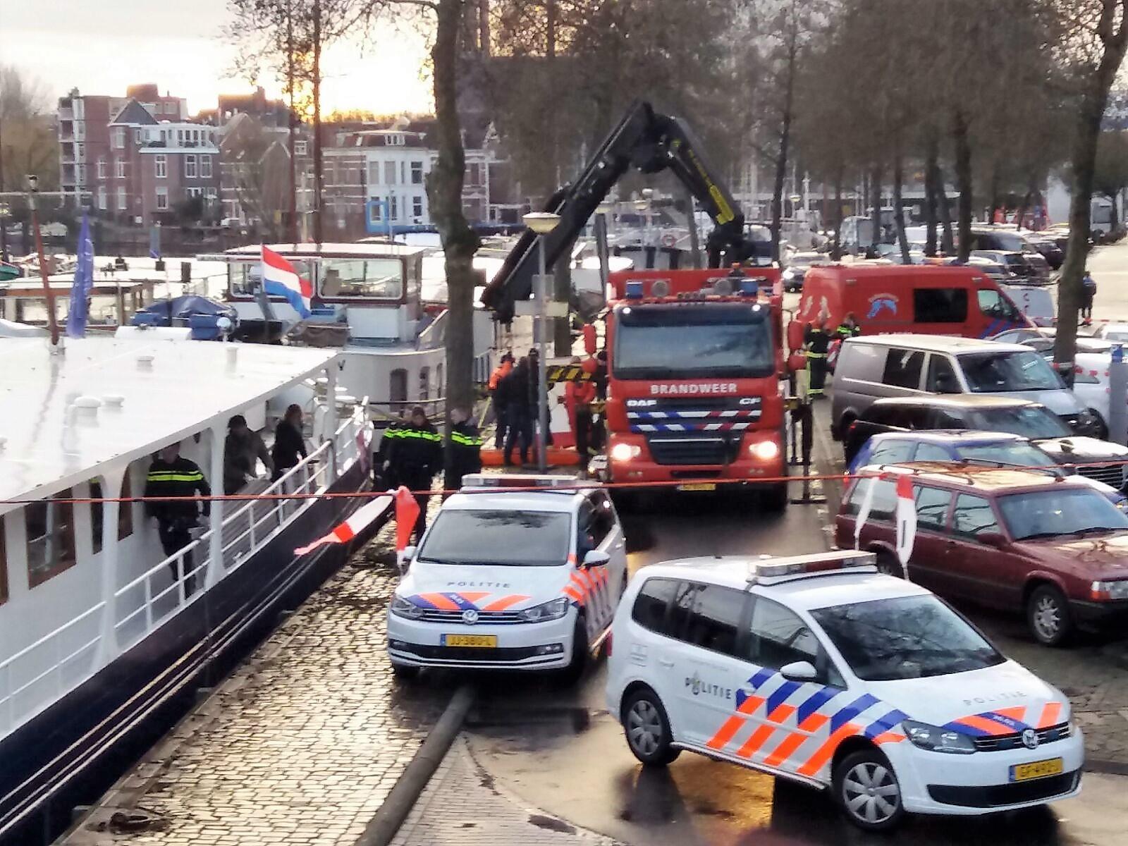 Dode gevonden in stad Groningen