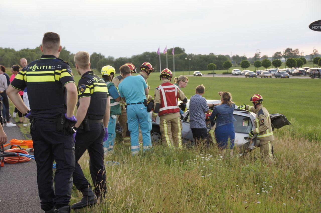 Foto van ongeval A37