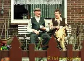 Foto van bejaard stel | Archief FBF.nl