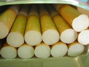 Foto van sigaretten | Archief FBF.nl