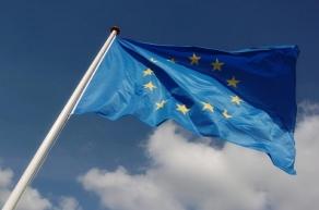 Foto van vlag van de Europese Unie | Archief FBF.nl