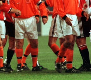 Foto van Oranje-elftal | Archief FBF.nl