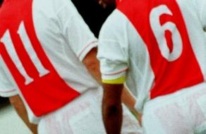 Foto van Ajaxspelers | Archief FBF.nl