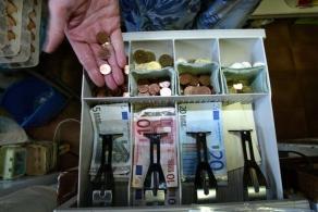 Foto van kassa met geld | Archief FBF.nl