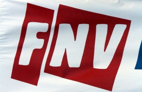 Vlag FNV   Archief FBF.nl