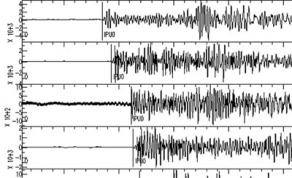 Foto van output aardbeving | Archief FBF.nl