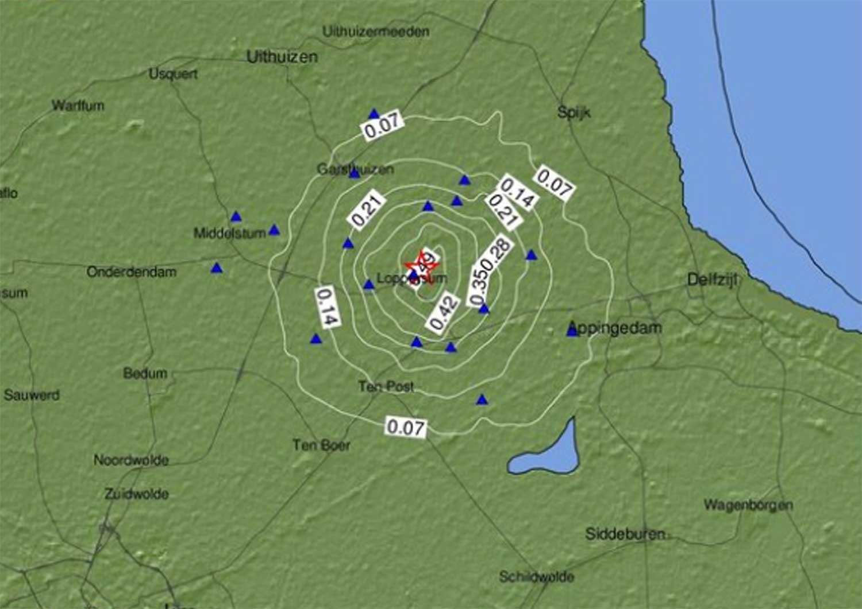 Loppersum-aardbeving