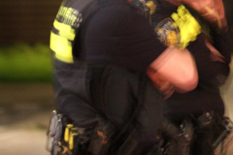 agent-politie-donker