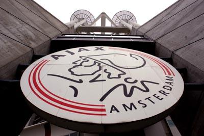 Foto van Ajax logo Arena   Archief EHF