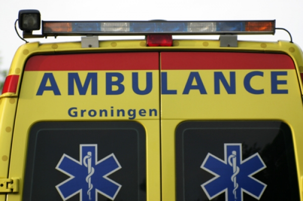 Foto van ambulance | MV - Archief