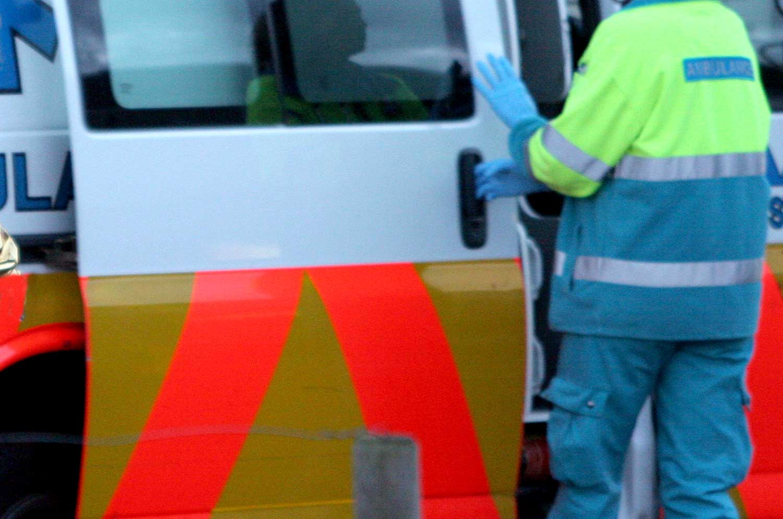 ambulance-handschoen