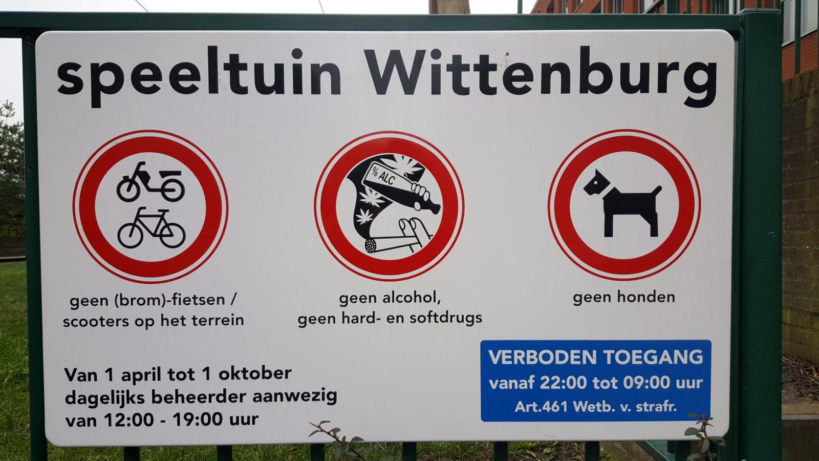 Wijkcentrum Wittenberg
