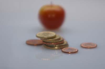 Foto van appeltje voor de dorst pensioen   Archief EHF