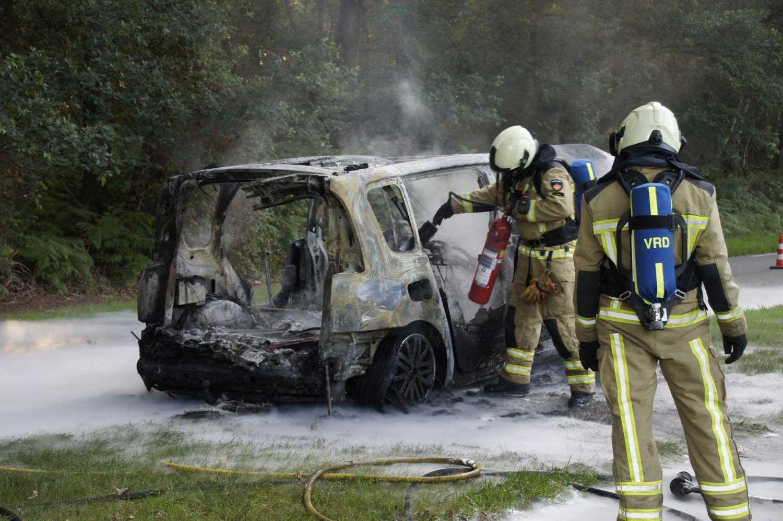 auto-uitgebrand