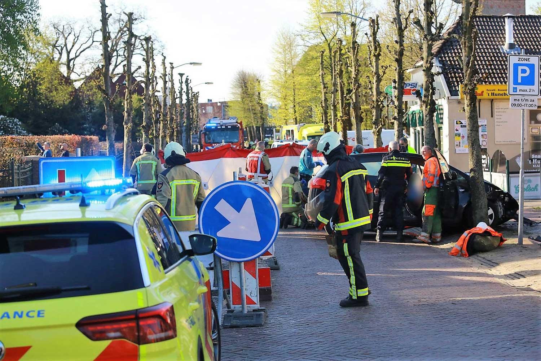 botsing-gewonden-ambulance-brandweer