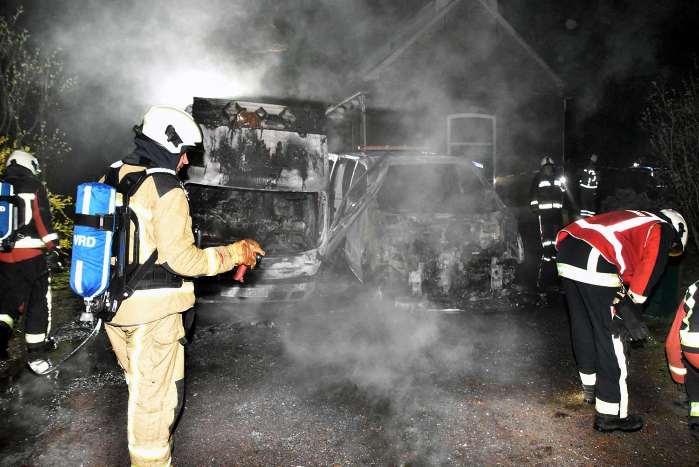 brand-busje-vrachtwagen