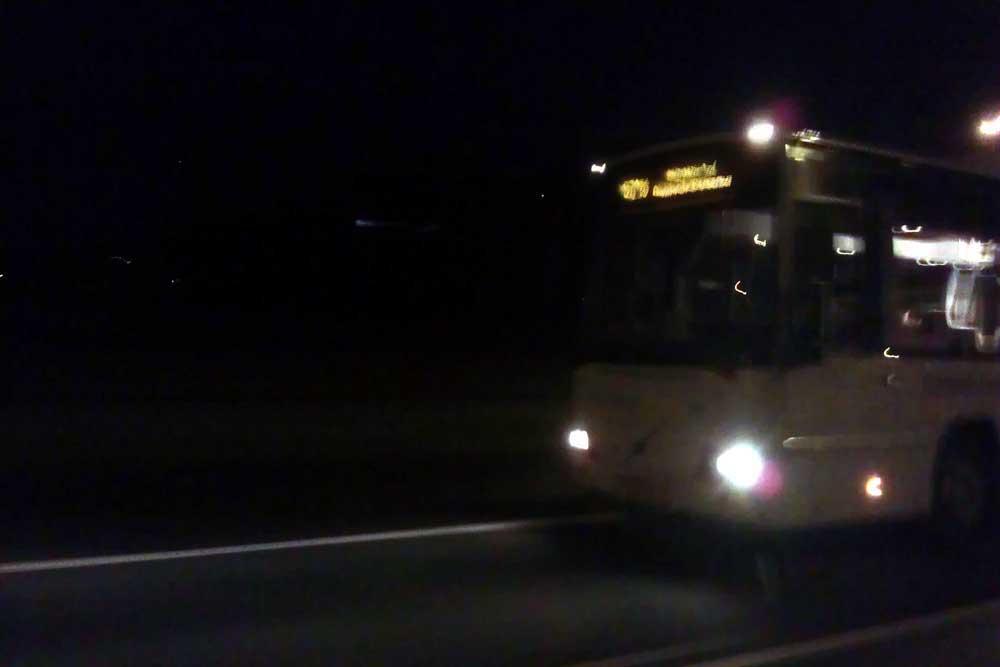 Duitse schoolbus ramt winkelpui, 43 gewonden waarvan 8 ernstig