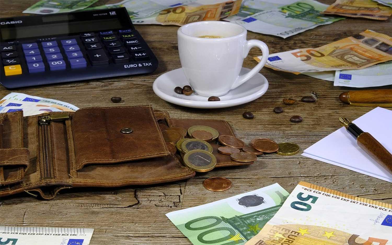 calculator-geld