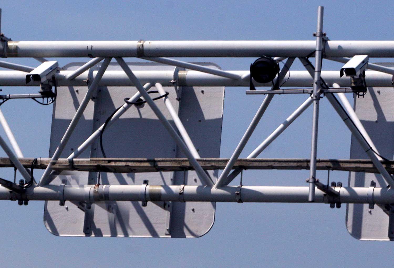 trajectcontrole-camera