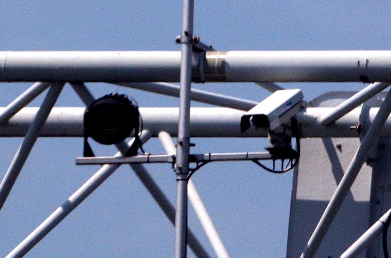 camera-snelheid-traject