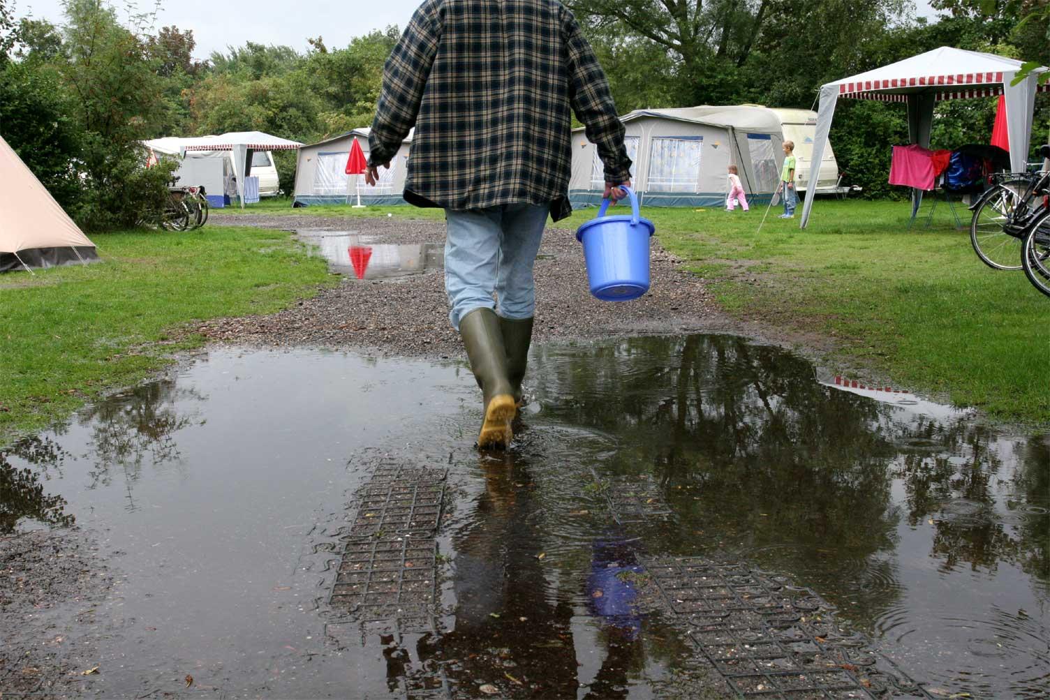 foto van camping   fbf archief