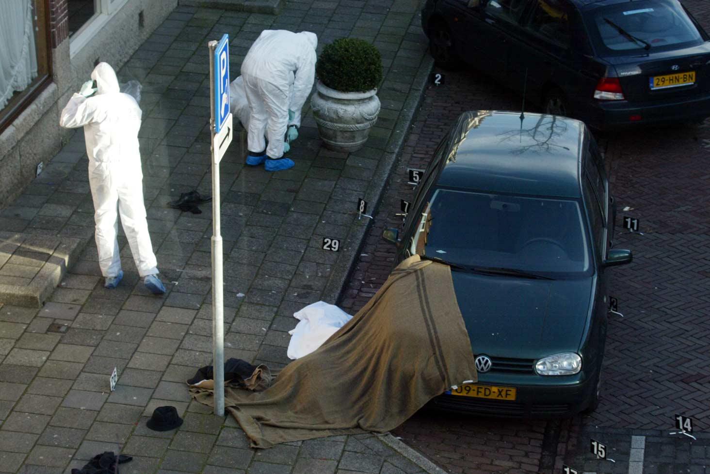 Amsterdamse crimineel Sjaak B. aangehouden voor moord op Cor van Hout