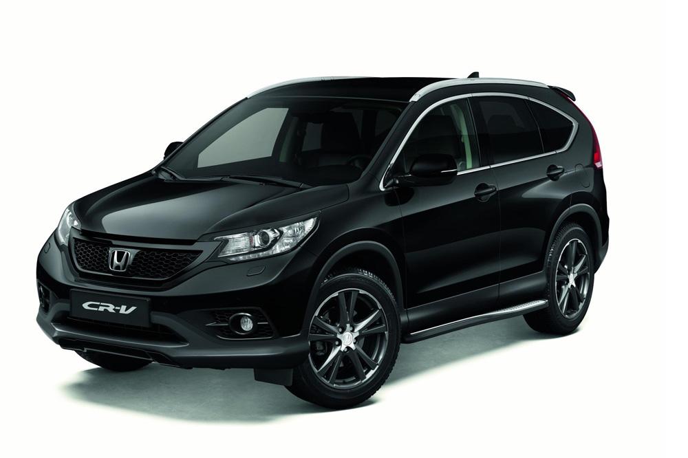 Foto van Honda CR-V Black Edition | Honda