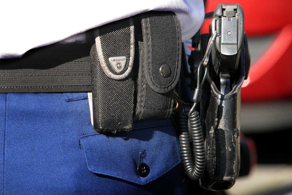 dienstwapen-politie-agent