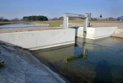 Foto van watervoorziening | Archief EHF