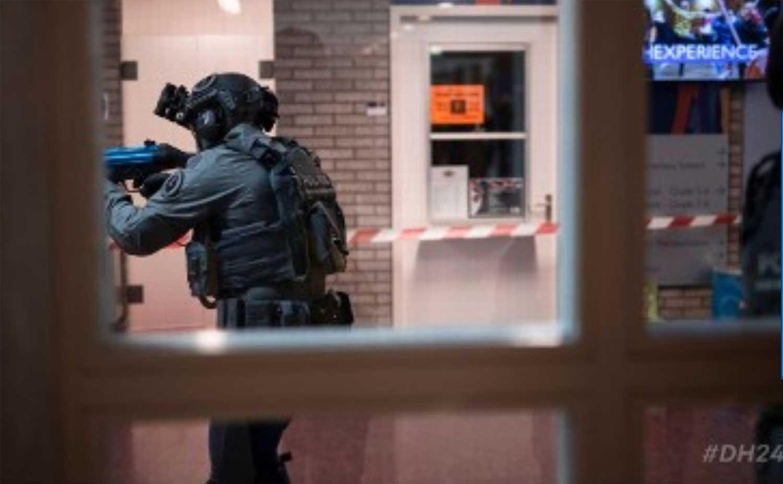 oefening, anti-terreur, DSI, schoolshooting,