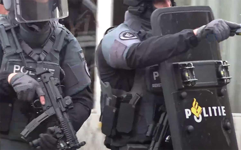 dsi-politie-wapen