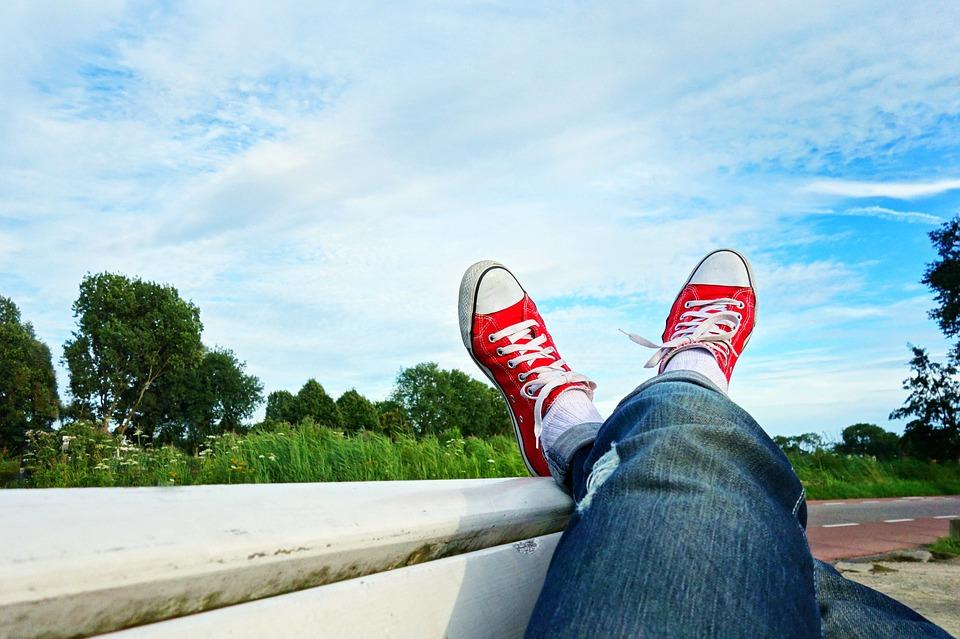 Foto van schoenen
