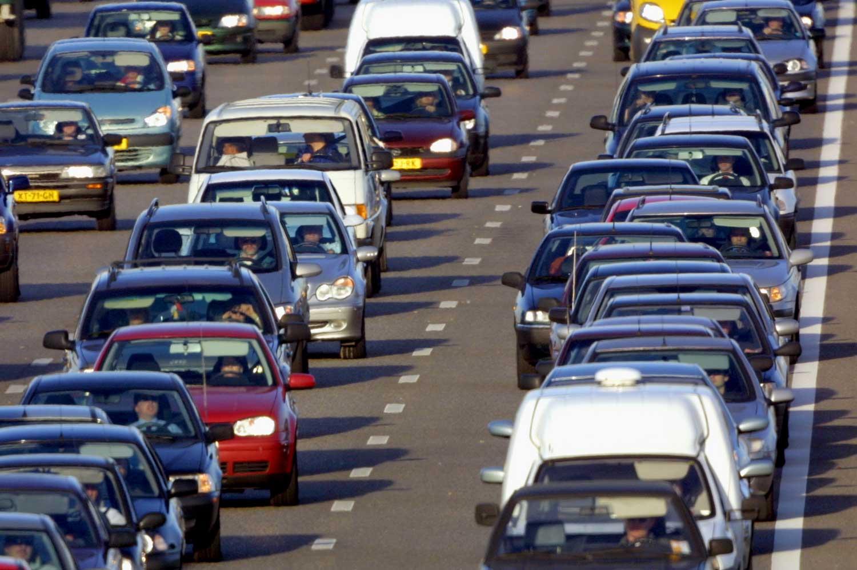 File op snelweg