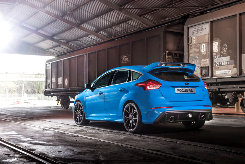 De nieuwe Focus RS kost?