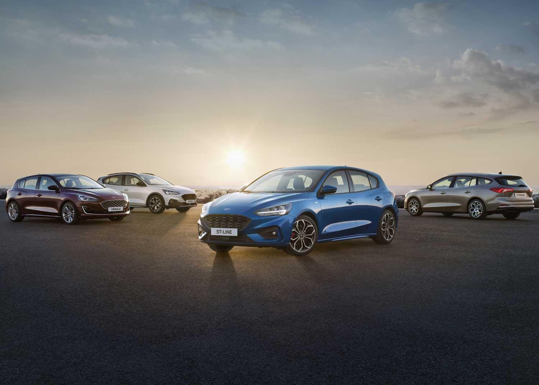 Ford onthult meest innovatieve en dynamische Focus ooit