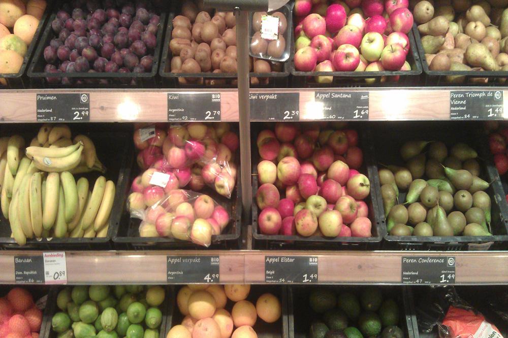 PvdD: schrap de btw op groente en fruit