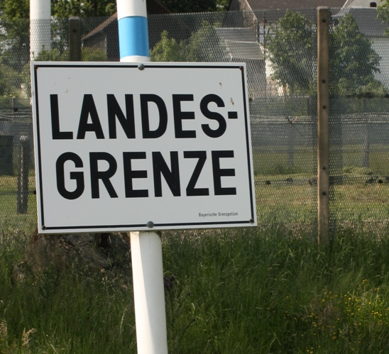 Foto van grensovergang Duitsland | Sxc