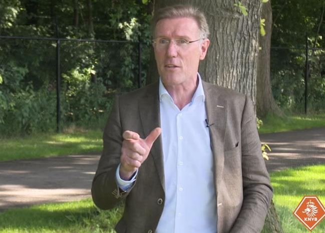 Hans van Breukelen nieuwe technisch directeur KNVB