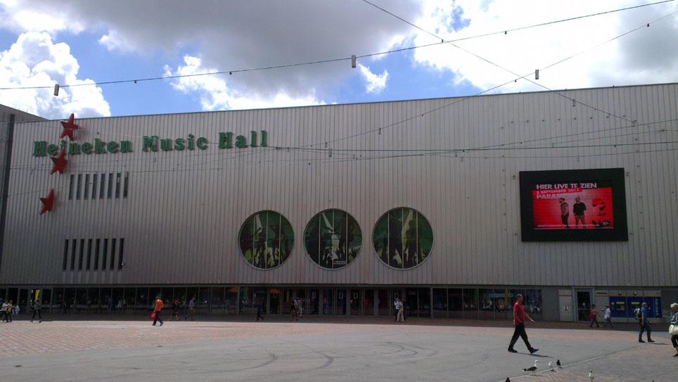 Heineken Music Hall wordt AFAS Live