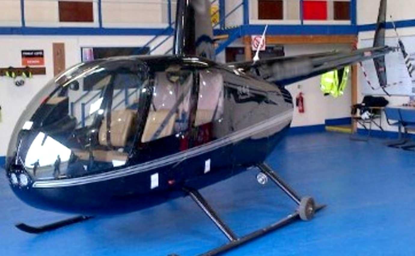 Eindhovenaren opgepakt in Engeland na drugssmokkel met helikopter