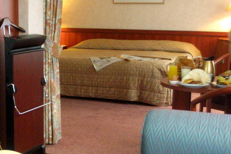 hotelkamer-ontbijt