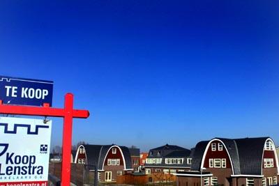 Foto van woningen te koop | Archief EHF