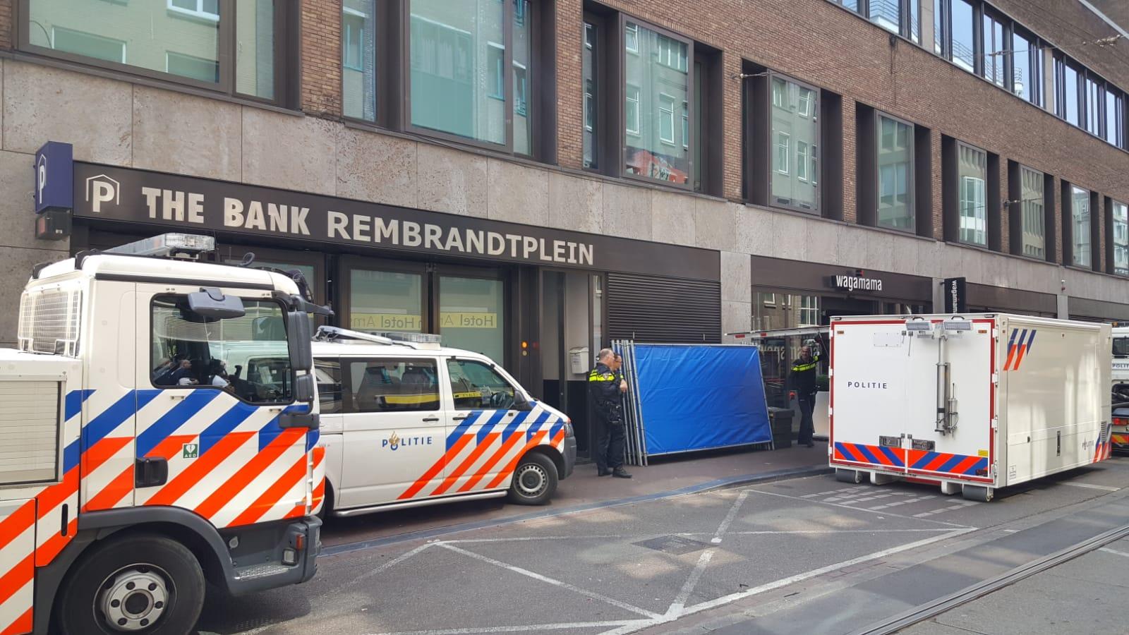 Foto van parkeergarage The Bank