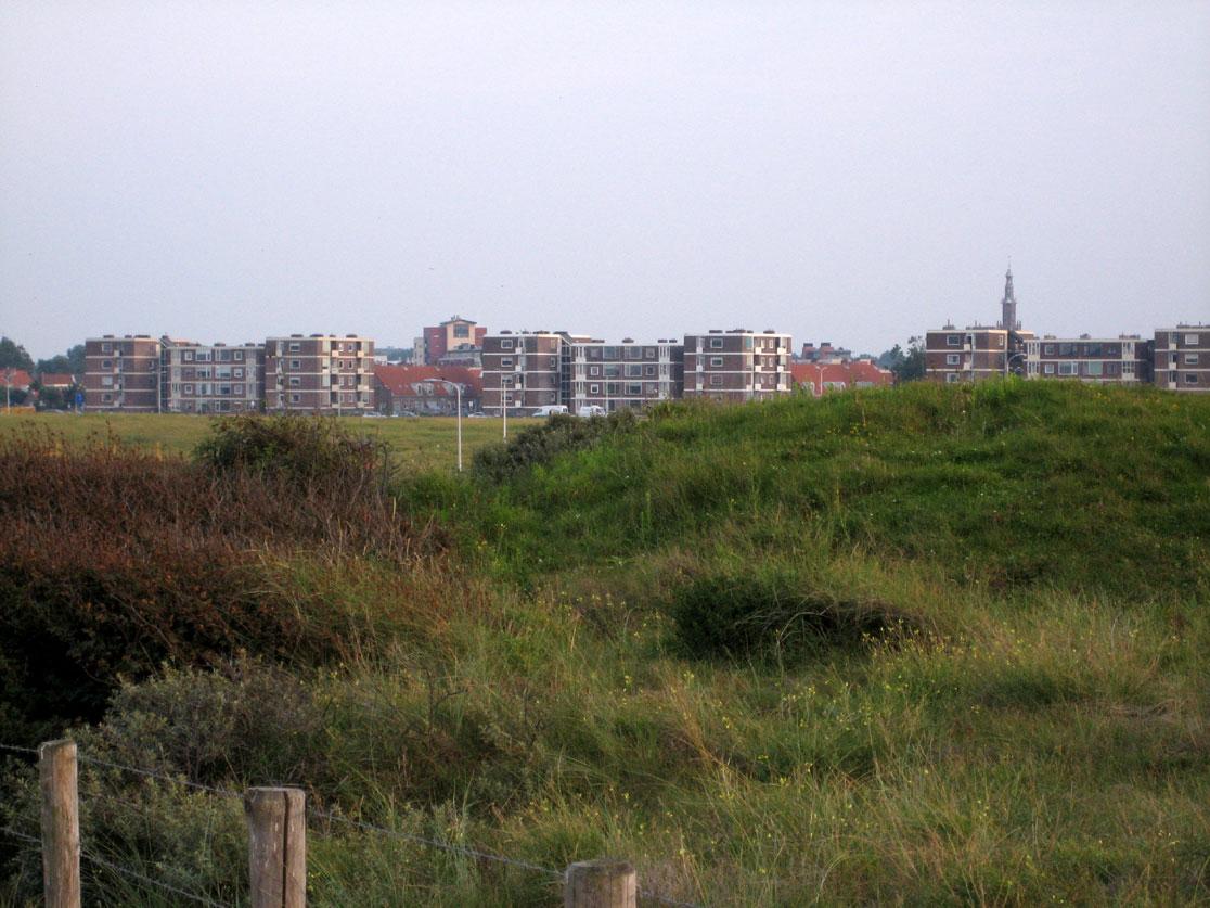 Behoud brede groene buffer tussen Wassenaar en Katwijk