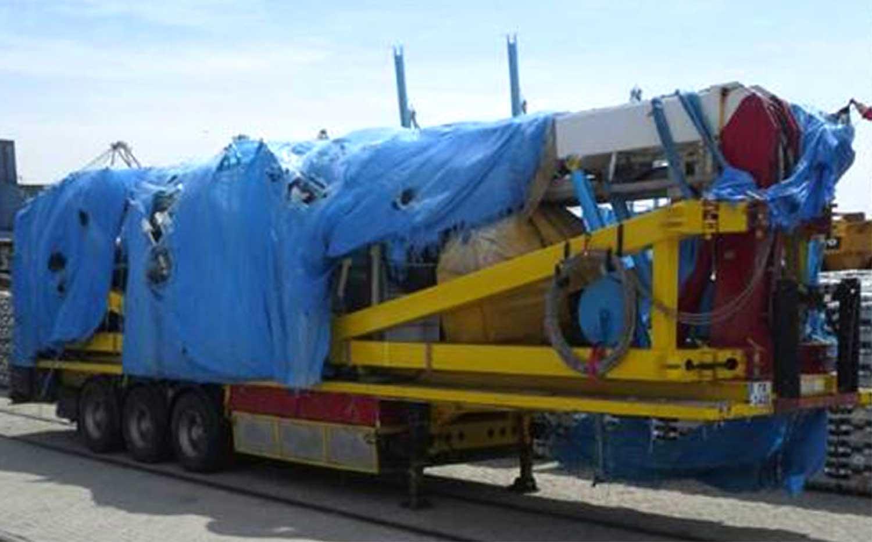 Zes aanhoudingen na vondst 500 kg coke in kermisattractie