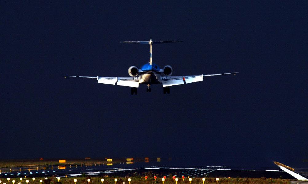 KLM wist niet van gevaar boven Oekraïne