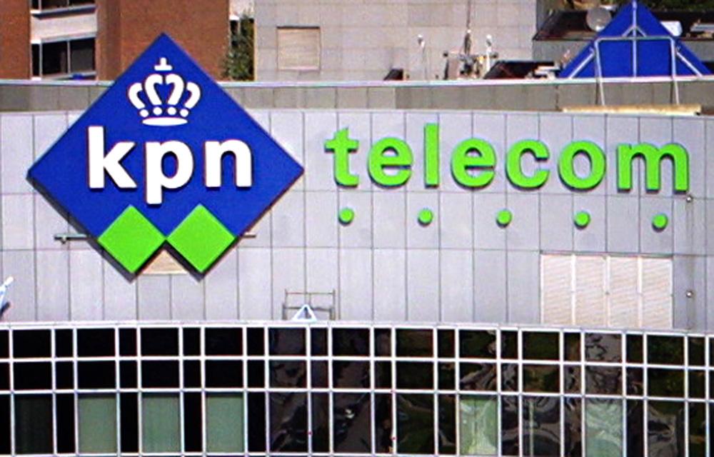 Foto van KPN logo | Archief EHF