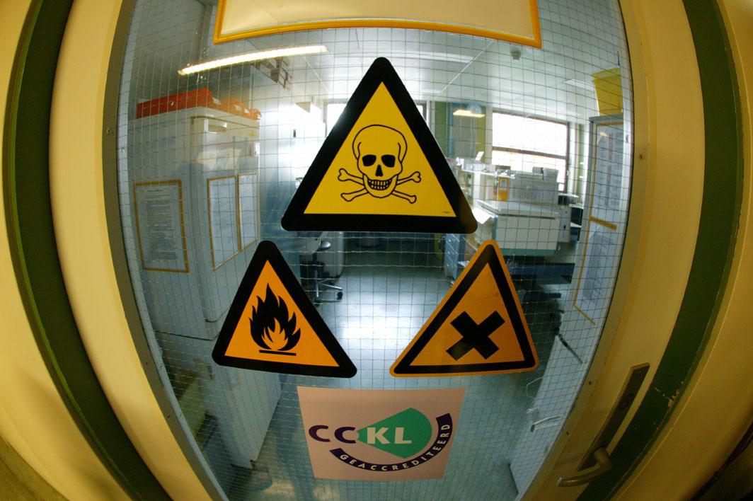 foto van lab | fbf